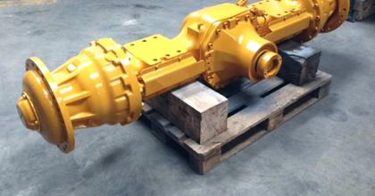 dumper depot | new & used volvo dumper spares